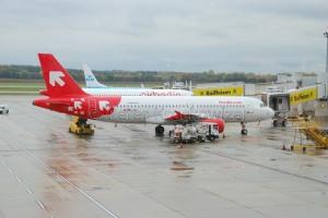 FlyNiki Airport Wien Schwechat