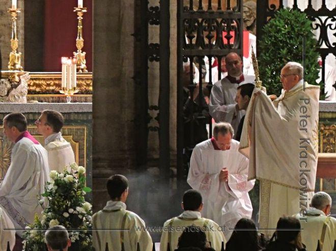 Papst Franziskus in Santa Maria Maggiore