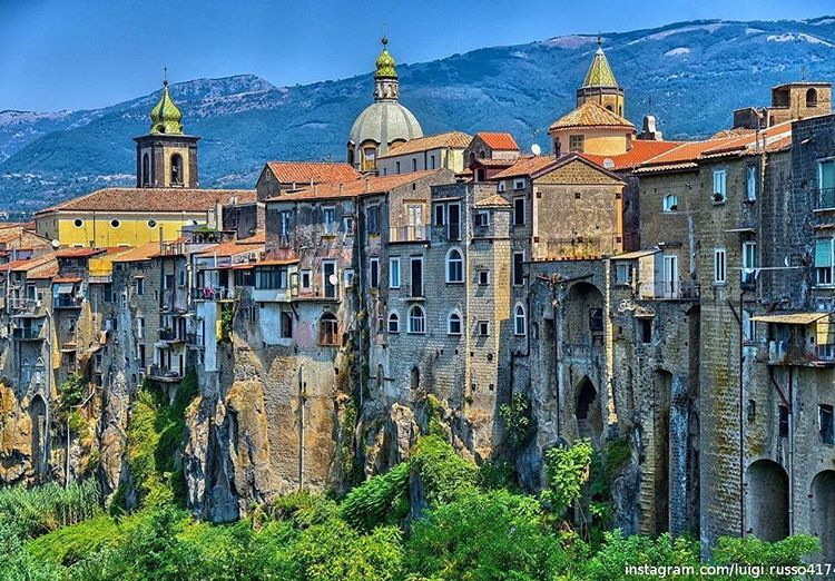 Sant'Agata de'Goti Kampanien Italien
