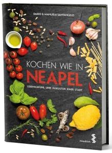 "Buchtitelbild ""Kochen wie in Neapel"""